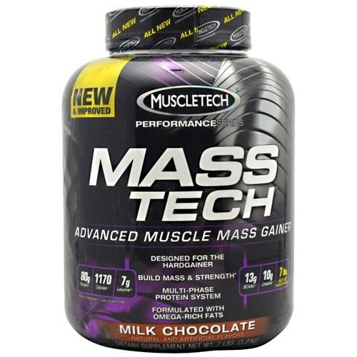Muscletech muscle mass gainer