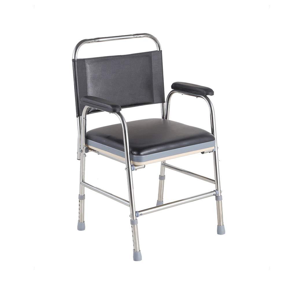 DUXX トイレチェア トイレスツール B07PNHH7MM、老人男性座る椅子折りたたみ妊娠中の女性トイレ無効スクワットスツールチェアホームモバイルトイレスツール トイレチェア DUXX B07PNHH7MM, パーツセンター:9d4b6329 --- ijpba.info