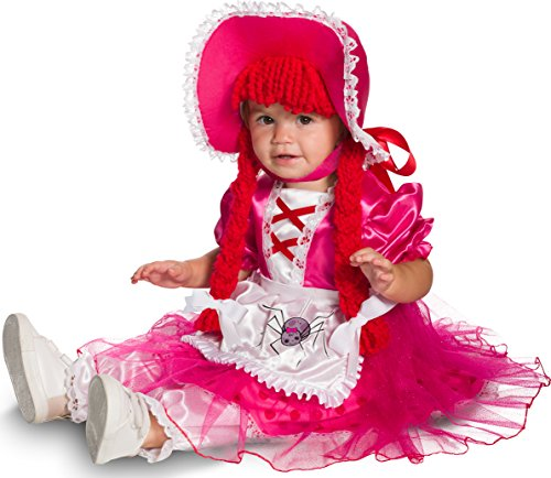 Little Miss Muffet Dress (Rubie's Little Miss Muffet Baby,)