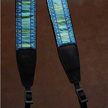 CowboyStudio Bein Fashion Universal Embroidery Style DSLR Camera Shoulder Wrist Grip Neck Belt Strap, CAM7511