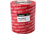 RiDATA DRD-4716-RD100ECOW 4.7GB 16X DVD-R 100 Packs Spindle Shrink Wrap