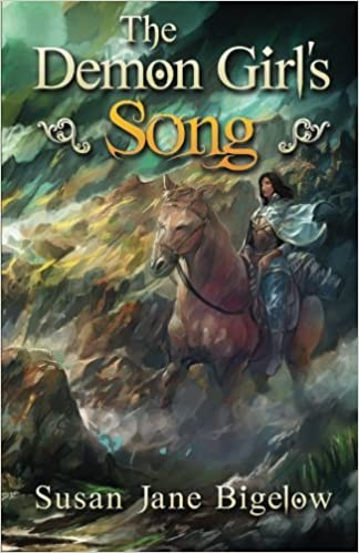Cover for The Demon Girl's Song by Susan Jane Bigelow