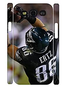 Classy Sports Man Personalized 3D Print High Impact Samsung Galaxy S3 I9300 Phone Case