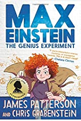 Max Einstein: The Genius Experiment Hardcover