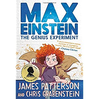 Max Einstein: The Genius Experiment (Max Einstein (1))