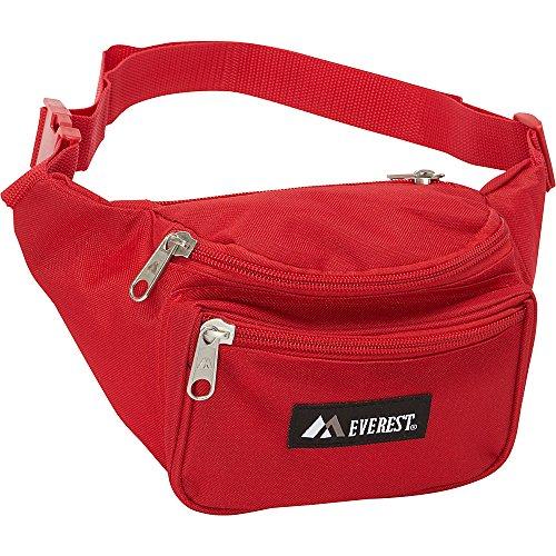 Everest Signature Waist Pack   Standard  Red
