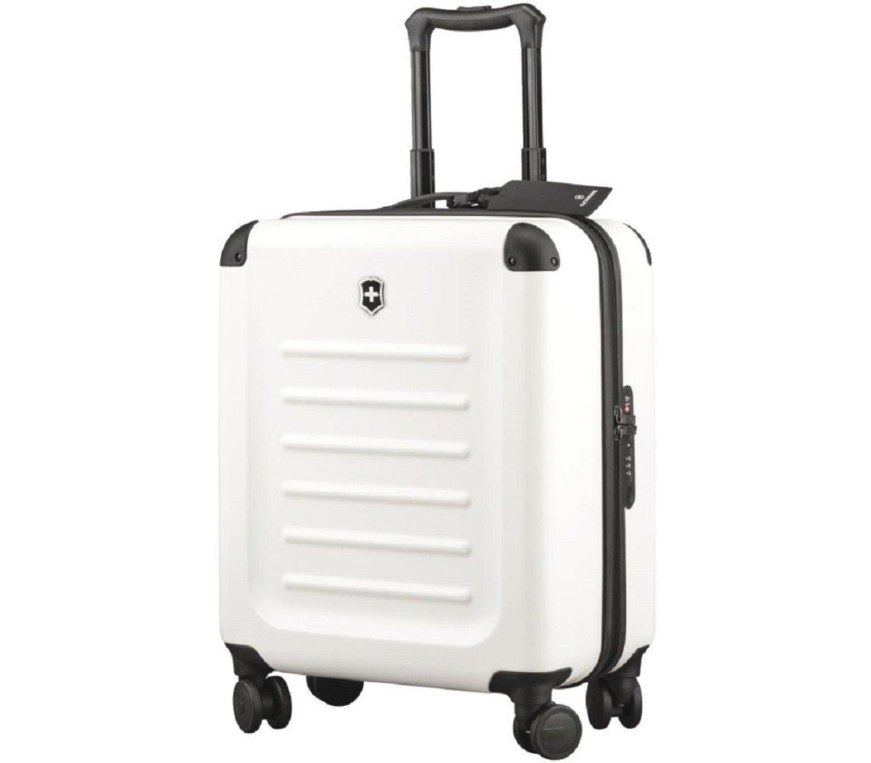 [ビクトリノックス] Victorinox 公式 スーツケースSpectra 2.0 Spectra Extra-Capacity Carry-On 保証書付 B00F3CMFHQ ホワイト ホワイト
