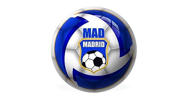 Madrid - Balón PVC, 230 mm (Mondo 2589): Amazon.es: Juguetes y juegos