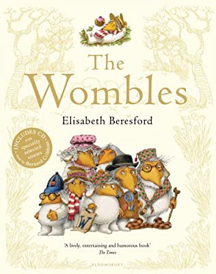 book cover of The Wombles