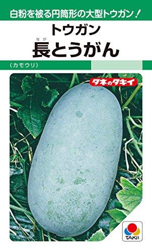 タキイ種苗 長とうがん 25ml