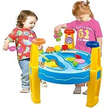Delex® Mesa de Arena y Agua: Amazon.es: Juguetes y juegos
