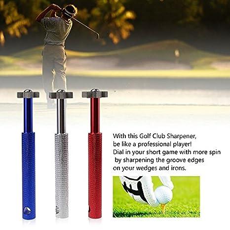 Tamlltide - Afilador de ranura para palos de golf y hierro ...