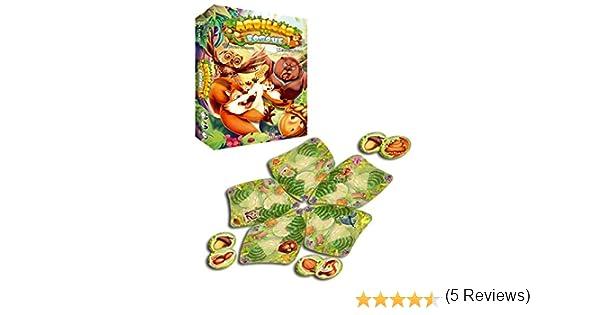 Átomo Games Ardillas del Bosque. El Juego de Mesa: Amazon.es: Juguetes y juegos