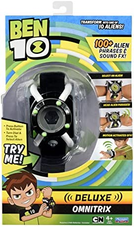 Ben 10 76930 Deluxe Onmitrix product image
