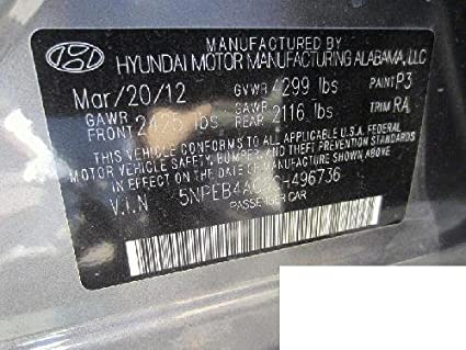 Genuine Hyundai 58411-3Y300 Brake Disc Rear