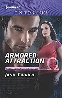 Armored Attraction (Omega Sector: Critical Response) by [Crouch, Janie]