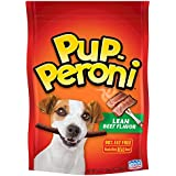 Pup-Peroni Original Lean Beef Flavor Dog Snacks, 5.6-Ounce (Pack of 8)