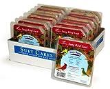Suet Songbird Very Berry Cake, 16 Pack, My Pet Supplies