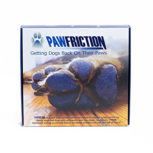 - PawFriction - Paw Pad Traction - Increase Your Dog's Quality Of Life - New 2017