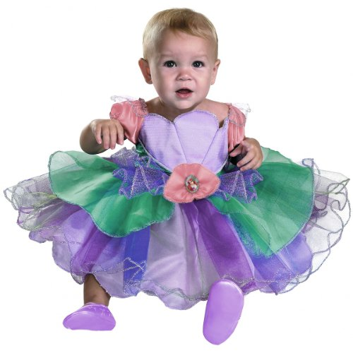 Mermaid Halloween Toddler Costumes Little (Ariel Infant - Size: 12-18 months)
