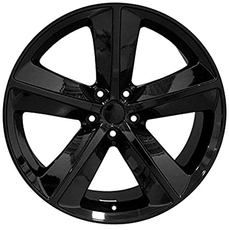 Amazon Com Oe Wheels 20 Inch Fits Dodge Challenger Charger Srt8