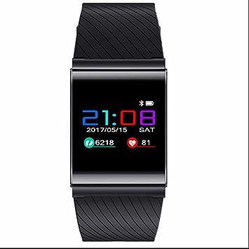 Reloj inteligente Deportivo con ritmo cardiaco Reloj inteligente de moda multifuncional Pruebas de presión arterial Wearable