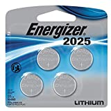 Watches : Energizer 2025 Lithium Coin Cell Battery (4Count)