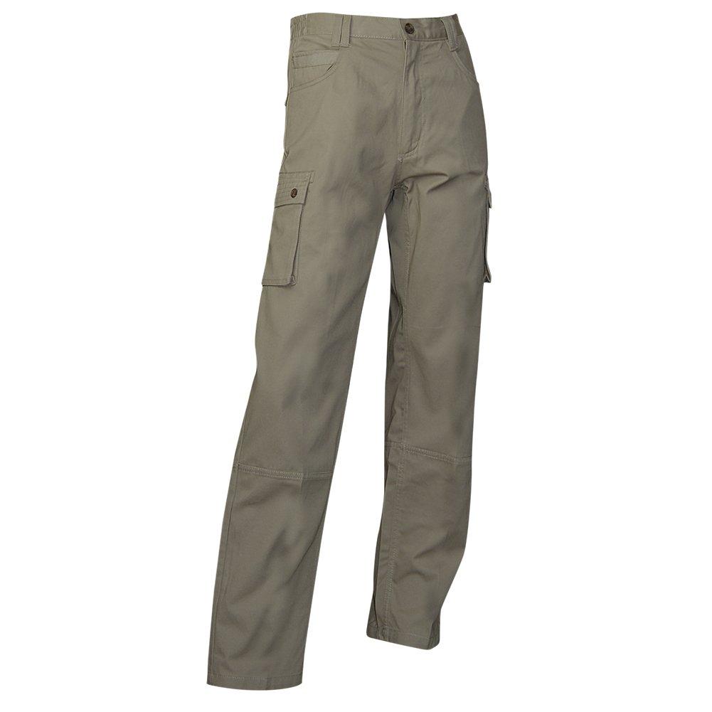 Kaki LMA 106800 LARDON Pantalon Cargo Multipoche Taille 46