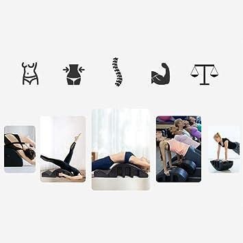 Tengyun Cama De Masaje De Yoga Pilates, Equipo De Ejercicios ...