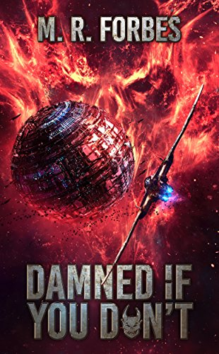 Damned If You Don't (Chaos of the Covenant Book 5) cover
