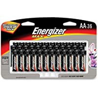 Eveready Battery Co. Inc - Energizer Alkaline Battery, AA, 24/PK
