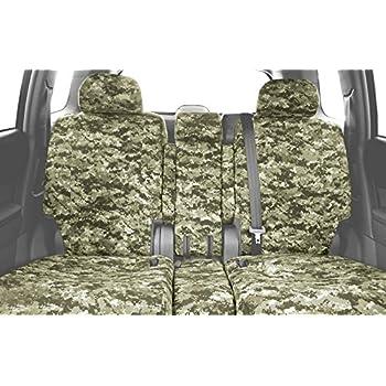Amazon Com Camouflage Car Seat Covers Woods Camo Semi