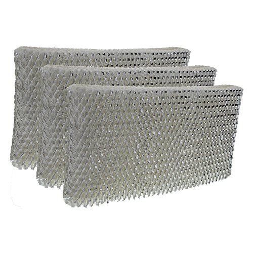 Tier1 HWF75PDQ-U Comparable Holmes HWF75 Type D Replacement Humidifier Filter for Holmes Models HWF7 3 Pack