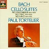 Bach: Cello Suites Nos. 2, 3 & 6 [Import allemand]