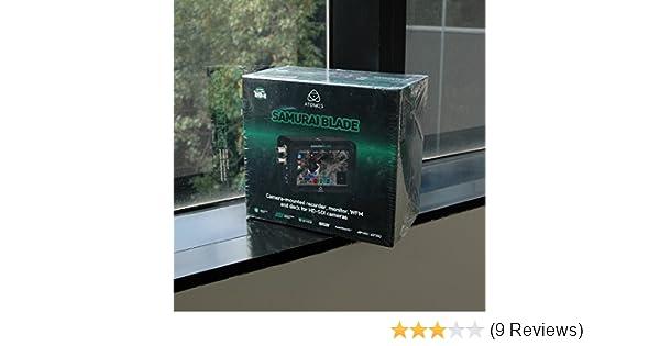 Atomos Samurai Blade 5-Inch 1280 x 720 Hi-Resolution SDI Monitor & Recorder