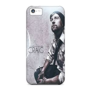 New Style RobertWood Jonny Craig Wallpape Premium Covers Cases For Iphone 5c