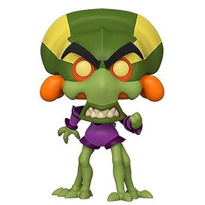 Funko Pop! Games: Crash Bandicoot - Nitros Oxide: Toys & Games
