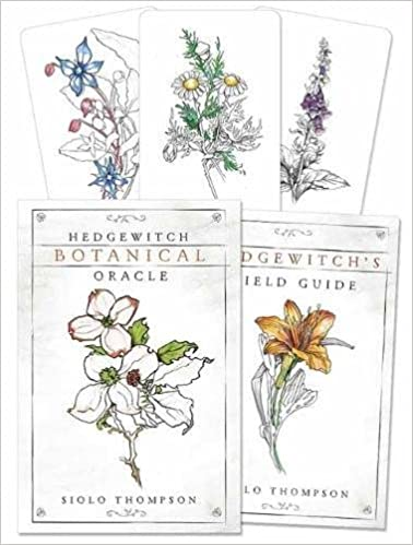 Hedgewitch Botanical Oracle: Siolo Thompson: 9780738757537