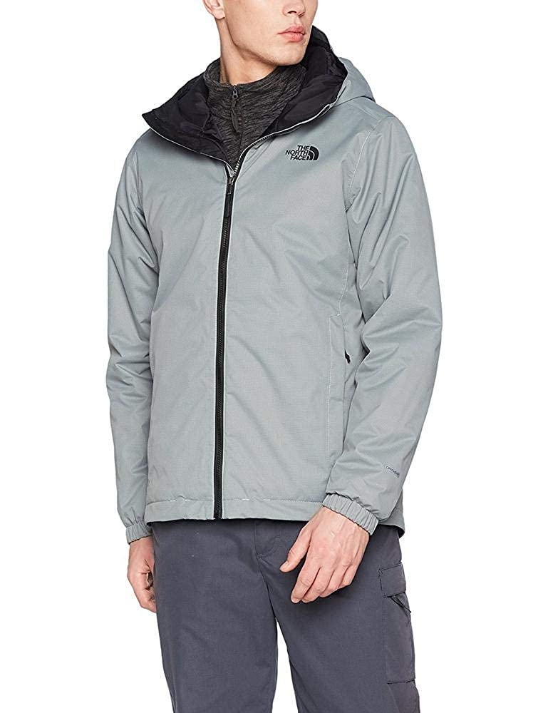 North Face M Quest Insulated Jk Monumntgybblkhtr at Amazon Mens Clothing store: