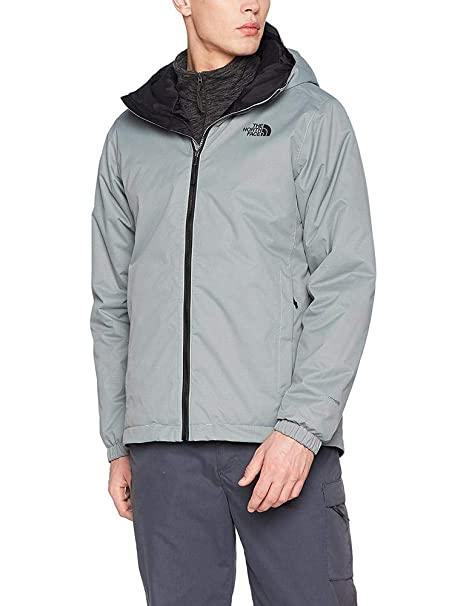 North Face M Quest Insulated Jk Monumntgybblkhtr at Amazon ...