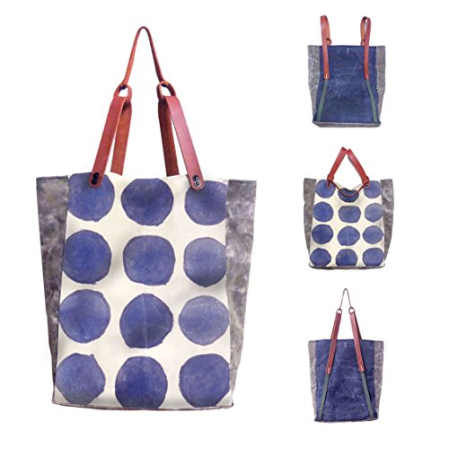 Convertible Bodega Tote, Backpack - Indigo ()