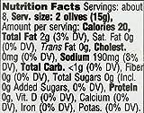 Whole Foods Market, Organic Garlic Stuffed Olives, 4.23 oz