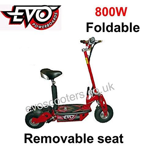 800 W Evo scooter eléctrico Tarjeta de alimentación terreno ...