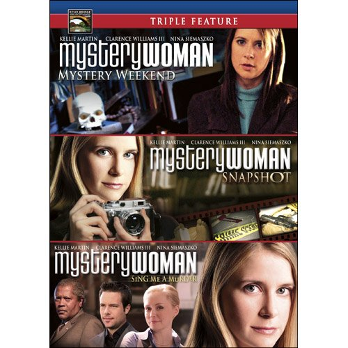 Mystery Woman Triple Feature by Echo Bridge Home Entertainment