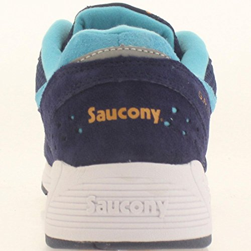 Saucony Grid 8000 Cl, Men's Sneakers Ocean Blue / Turquoise