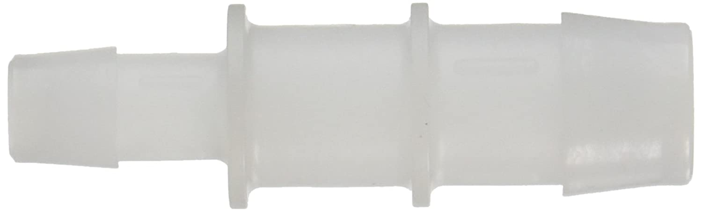 3//4 Hose Barb to 1//2 Hose Barb Pack of 10 Eldon James C12-8NK Natural Kynar Reduction Coupler