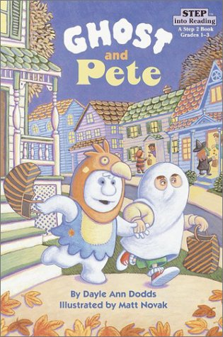 Ghost and Pete (Step into Reading, Step 2, paper) by Random House Books for Young Readers