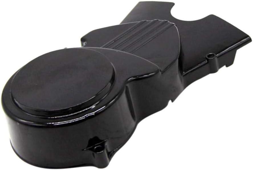 gazechimp Black Left Engine Stator Crank Case Cover Crankcase Protector for Chinese 50cc to 125cc Dirt Bike Taotao Coolster Roketa