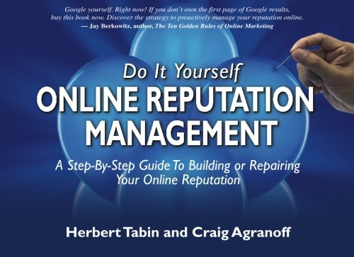Do It Yourself Online Reputation Management