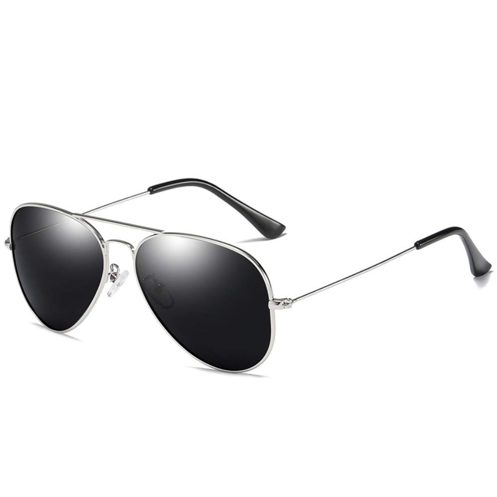 Dark grey CFBD Sunglasses Sunglassesl Driving Fishing Aviation Sun Glasses